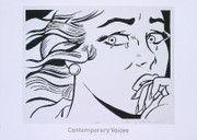 Exciting Lichtenstein Crying Girl