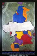 Beautiful Large  Jasper Johns Paintings and Drawings