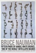 Dynamic Nauman Fifteen Pairs of Hands