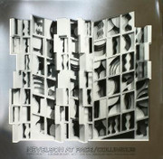 Dynamic Nevelson At Pace Columbus (silver)