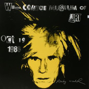 Splendid Warhol Self Portrait