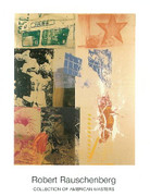 Beautiful Rauschenberg Favor Rites, 1988