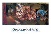 Robert Rauschenberg Wetterling Galleries Print