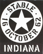 Dynamic Indiana Stable SIGNED