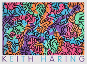 Keith Haring Untitled (People Love Peace)