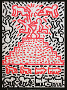 Keith Haring Untitled (1981)