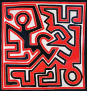 Keith Haring Untitled (1988)