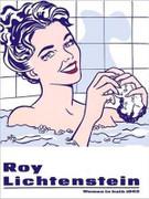 Roy Lichtenstein Woman  Bathing Art Print