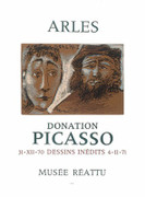 Pablo Picasso Arles – Donation Limited Edition Art Print