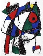 Joan Miro Original Lithograph I Art Print