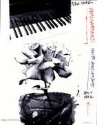 Robert Rauschenberg New York Philharmonic 150th Anniversary, 1992