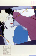 Patrick Nagel Commemorative 9 Art Print