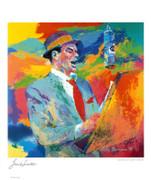 LeRoy Neiman Frank Sinatra Art Print