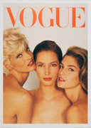 Unknown Vogue Cover