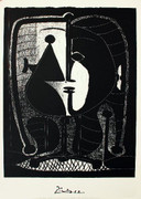 Pablo Picasso Figure Stylisee