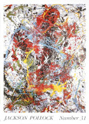 Jackson Pollock Number 31
