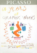 Pablo Picasso 60 Years Of Graphic Work