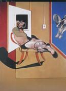 Bacon Figura Seduta (Seated Figure)