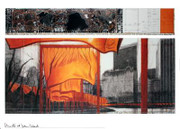 Christo The Gates XIX SIGNED