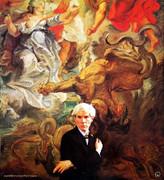 Namuth Portrait of Andy Warhol