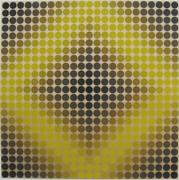 Great Dia-Or, Ltd Ed Silk-screen, Victor Vasarely