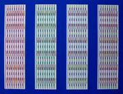 Dynamic Four Visual Orchestrations, Ltd Ed Silk-screen, Yaacov Agam - Large!