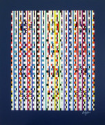Beautiful Beyond the Visible, Ltd Ed Silk-screen, Yaacov Agam