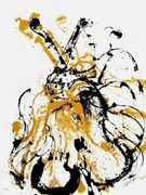 Extraordinary Serenade, Ltd Ed Silk-screen, Arman