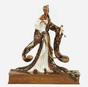 Fabulous Rigoletto (Bronze), Ltd Ed, Erte - Mint!