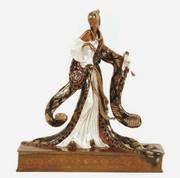 Fabulous Rigoletto (Bronze), Ltd Ed, Erte - Mint!