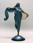 Splendid Moonlight (Bronze), Ltd Ed, Erte - Mint!