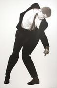 Fabulous Robert Longo Max, 2002 Lithograph - Signed