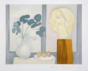Pablo Picasso Estate Collection Nature Morte a la Fenetre Hand Signed with COA