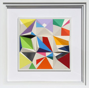 Great Andromeda 3-D Multiple,Yaacov Agam - Signed