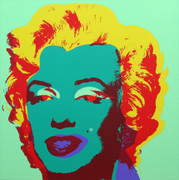 Andy Warhol Marilyn Monroe Sunday B Morning Serigraph Silkscreen #4