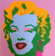 Andy Warhol Marilyn Monroe Sunday B Morning Serigraph Silkscreen #7