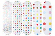 Set of 5 Skateboard Decks (Pills) by Damien Hirst