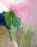 Hand Signed In The Woods by Itzchak Tarkay Retail $11K