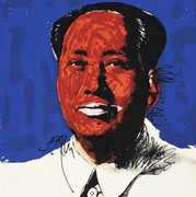 Hand Signed Mao FS II.98 By Andy Warhol Retail $85K