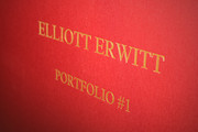The Portfolio #1 By Elliott Erwitt Retail $75K