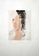 Hand Signed Eight Little Nudes By Jim Dine Retail $8.4K