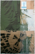 Hand Signed Statue Of Liberty By Robert Rauschenberg Retail $12.5K