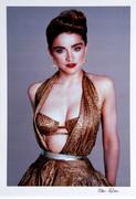 Signed Madonna By Alan Herr