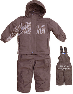 Toddler Two-Piece Snow Set