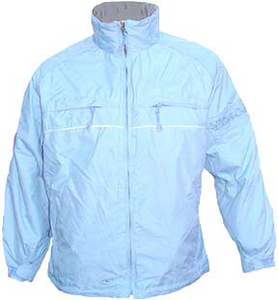 MOBIUS Women's Powder Blue Ski Jacket