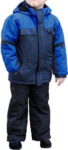 Pre school boy's two-piece ski set.