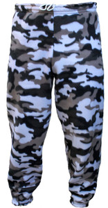 Urban Camo Polar Fleece Sweatpant