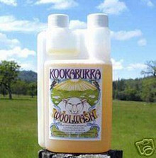 KOOKABURRA - 16 Ounce - Natural soap for woolens and delicates - with Tea Tree Oil