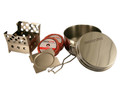 Cube Stove Cooking Kit