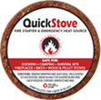 Case Pack 108 Fuel Disks With Qube Stove Included